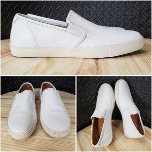 FRYE 'Brett' Mens Leather Loafers :996